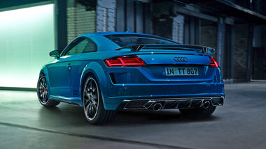 Audi TT S Line Competition Plus