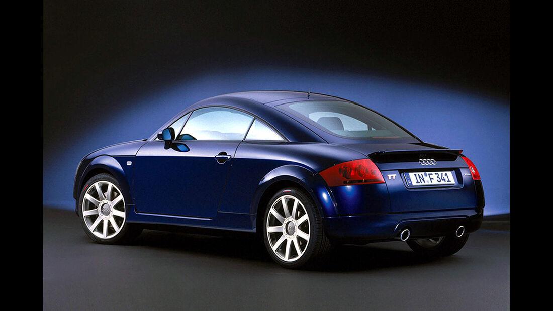 Audi TT S-Line Coupé, 2000