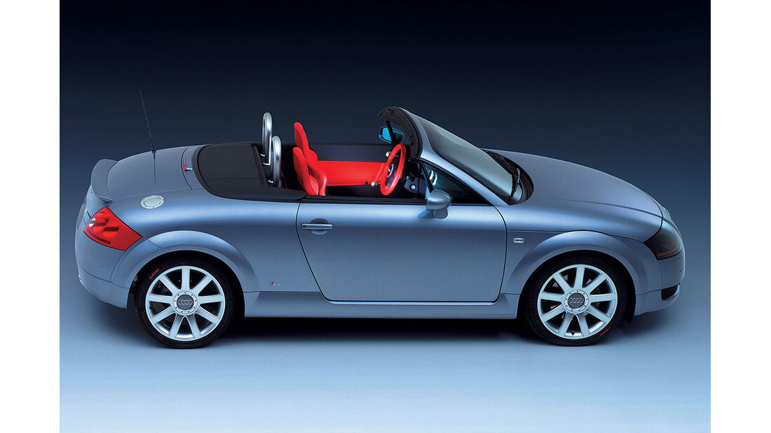 Audi TT S-Line Roadster, 2000