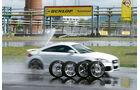Audi TT, Seitenansicht, Reifen