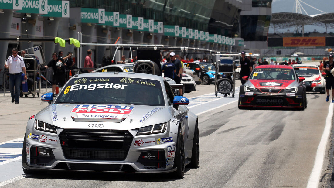 Audi TT - TCR International - 2015