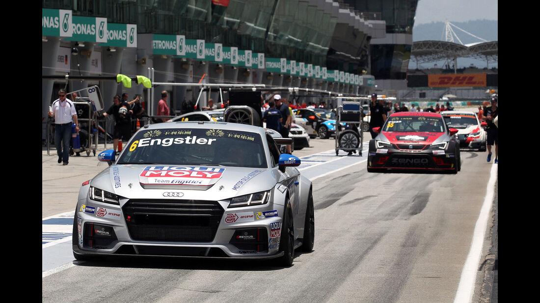 Audi TT - TCR International - 2015