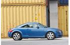 Audi TT (Typ 8N), Seitenansicht