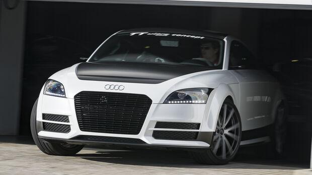 Audi TT Ultra Concept, 2012, Exterieur