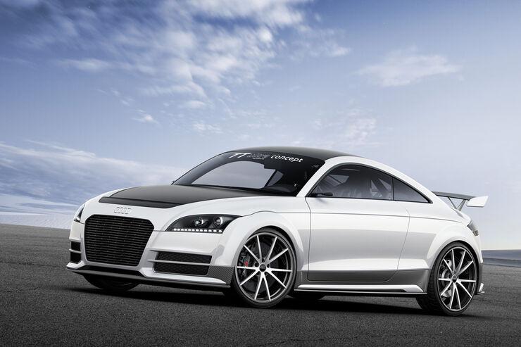 Audi TT Ultra Quattro Concept
