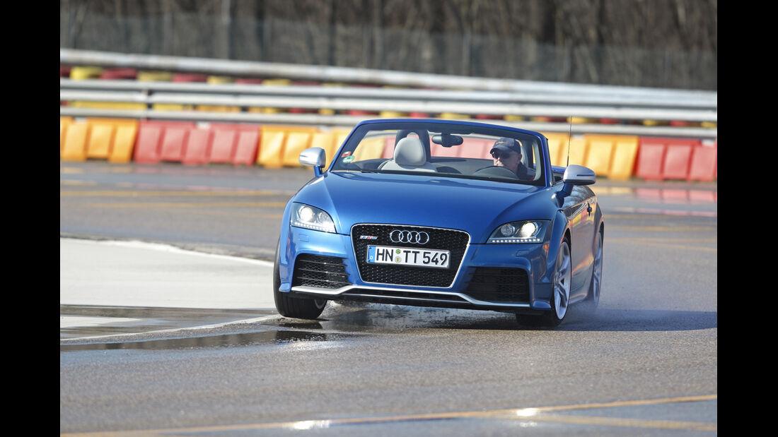 Audi TTRS, Exterieur