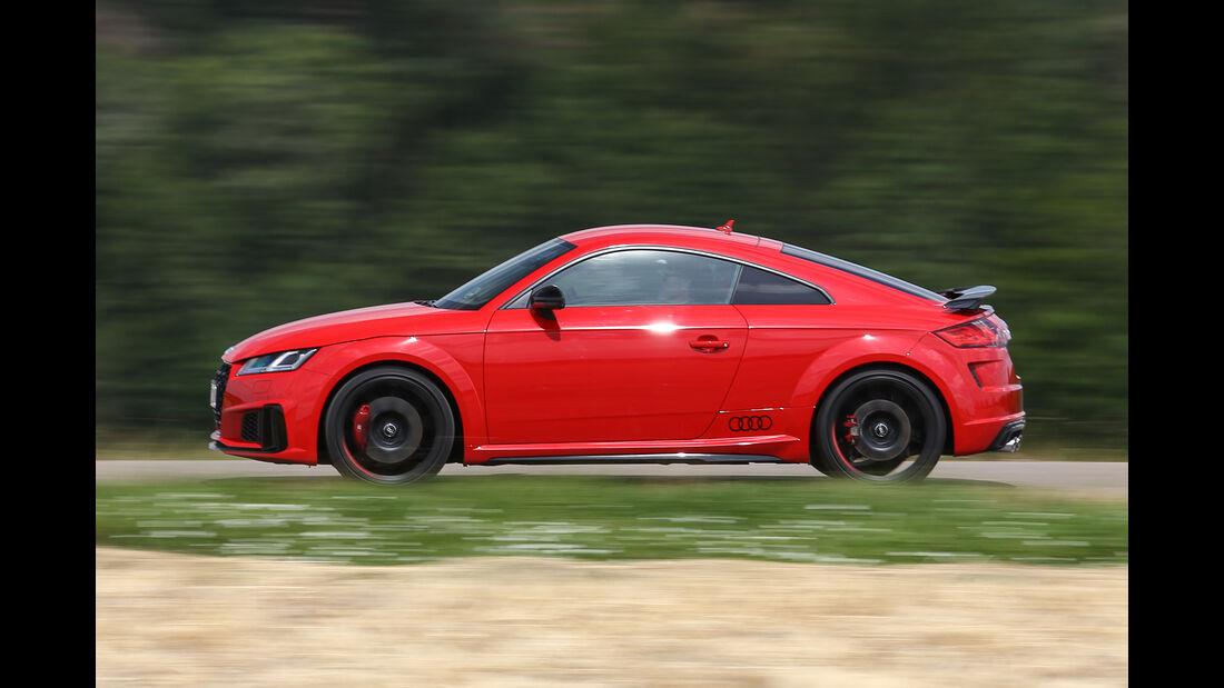 Audi TTS Competition, Exterieur