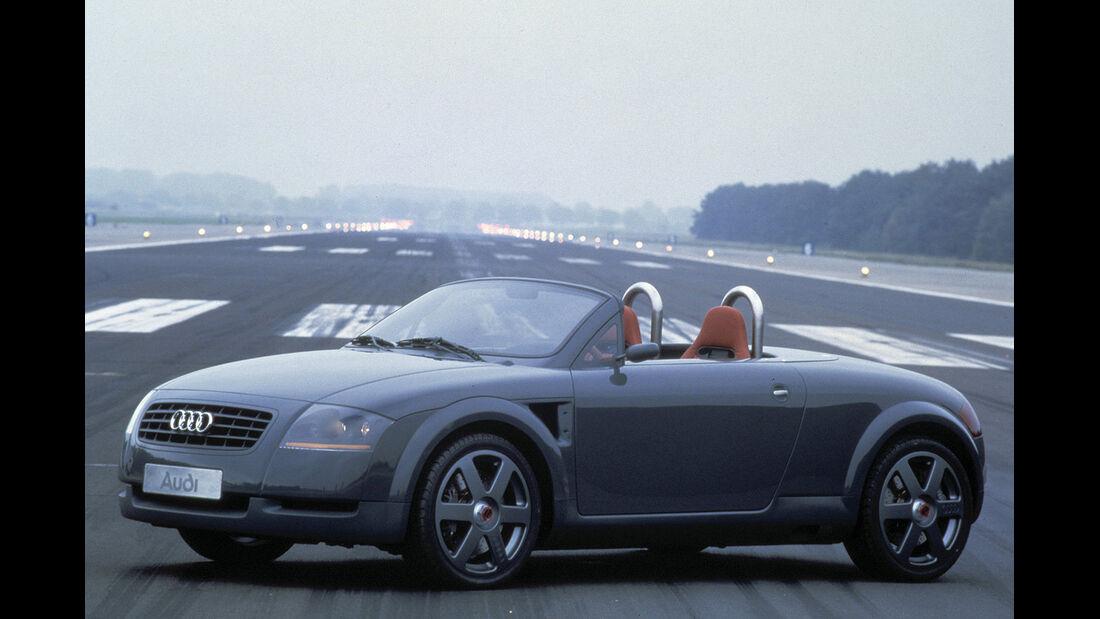 Audi TTS Concept, 1995