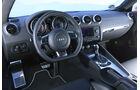 Audi TTS Coupé 2.0 TFSI, Cockpit