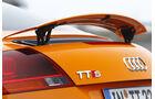 Audi TTS Coupé 2.0 TFSI, Heckspoiler
