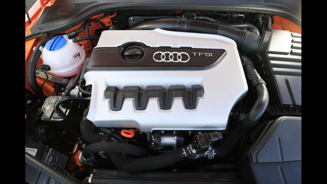 Audi TTS Coupé 2.0 TFSI, Motor
