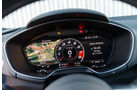Audi TTS Coupé, Anzeigeinstrumente