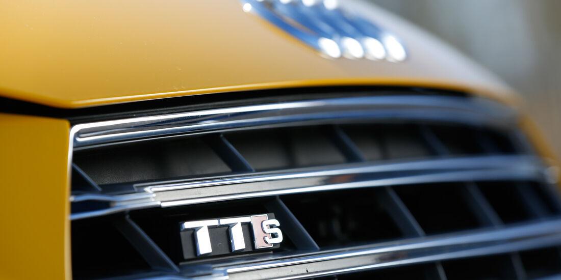 Audi TTS Coupé, Kühlergrill