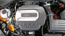 Audi TTS Coupé, Motor