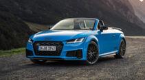 Audi TTS Coupé und Roadster competition plus