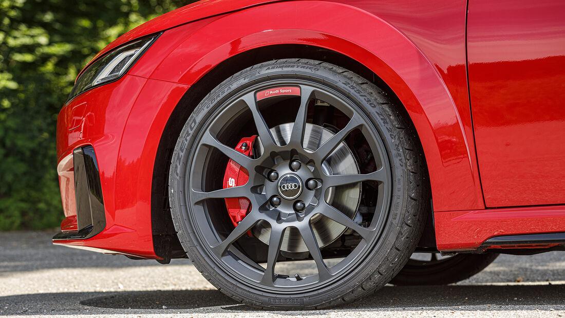 Audi TTS, Exterieur