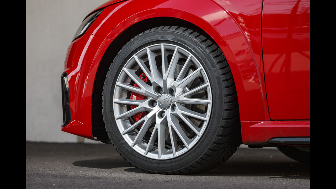 Audi TTS Coupé (2019) im Test   AUTO MOTOR UND SPORT