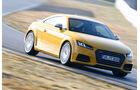 Audi TTS, Frontansicht