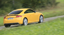 Audi TTS Heck