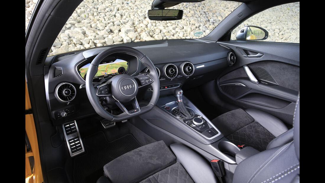 Audi TTS Interieur