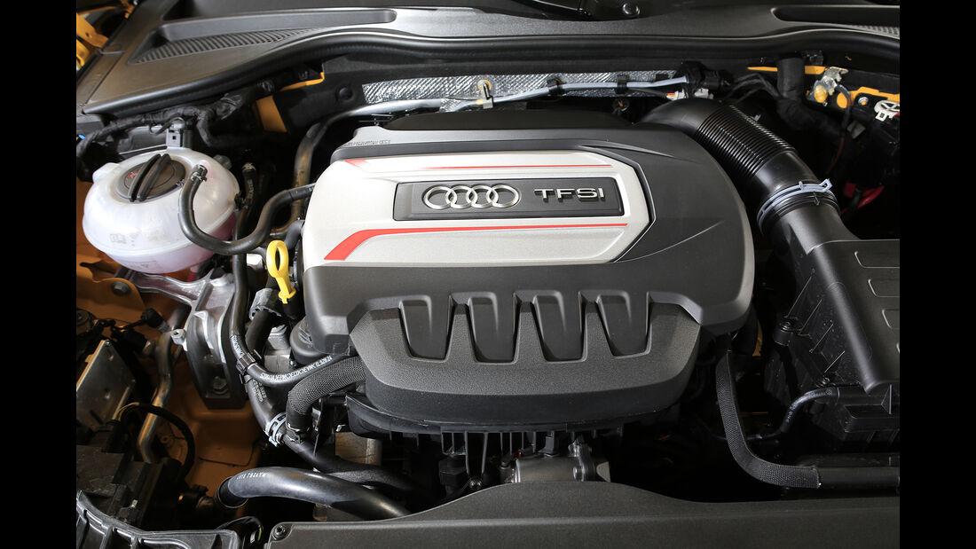 Audi TTS Motor