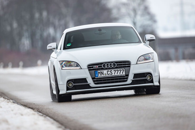 Audi TTS, Peugeot RCZ R, Gebrauchtwagentest, spa032019