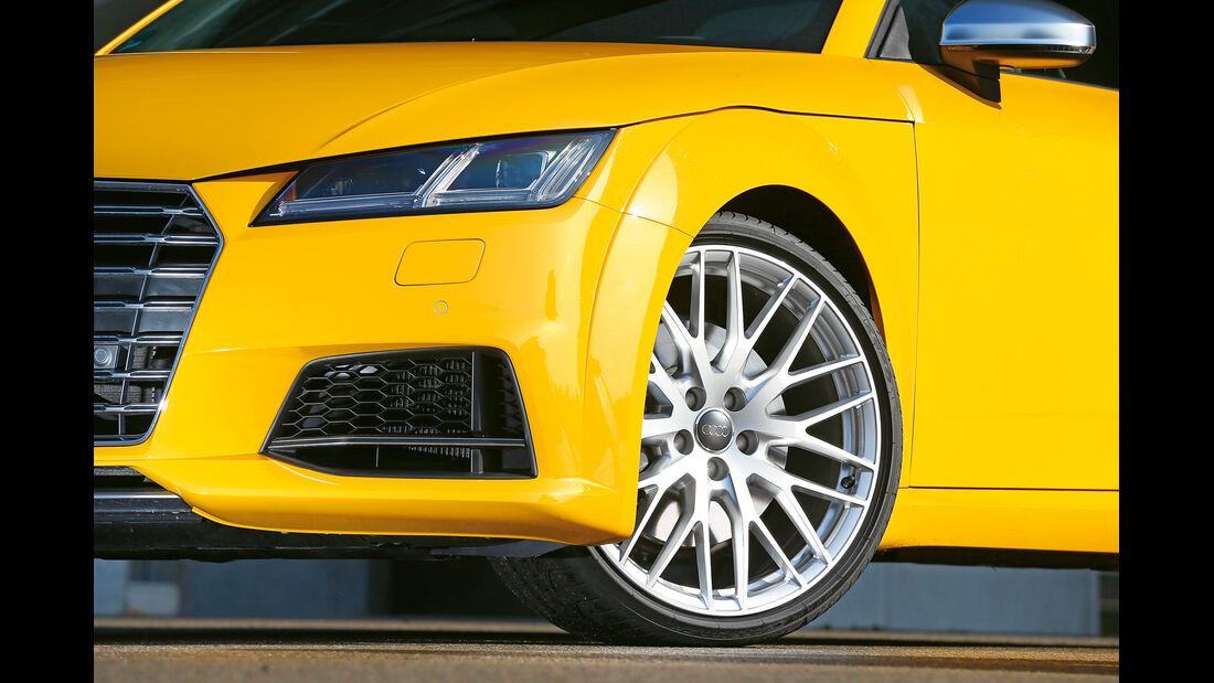 Audi TTS, Rad, Felge