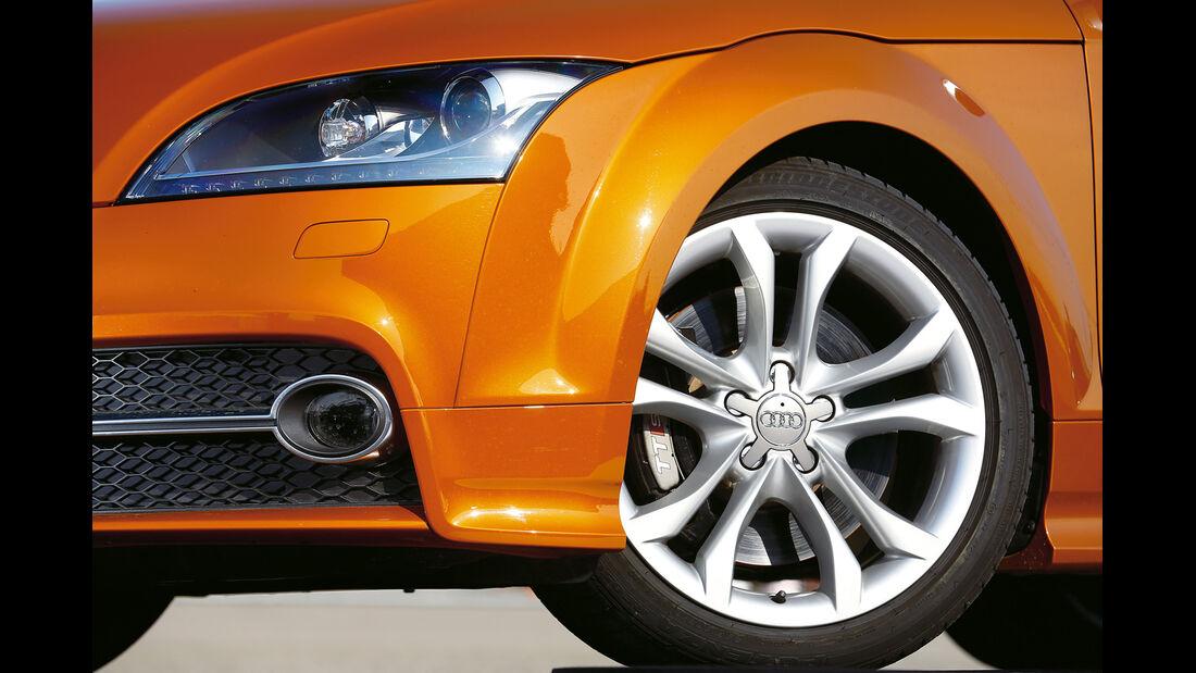 Audi TTS, Rad, Felge, Bremse
