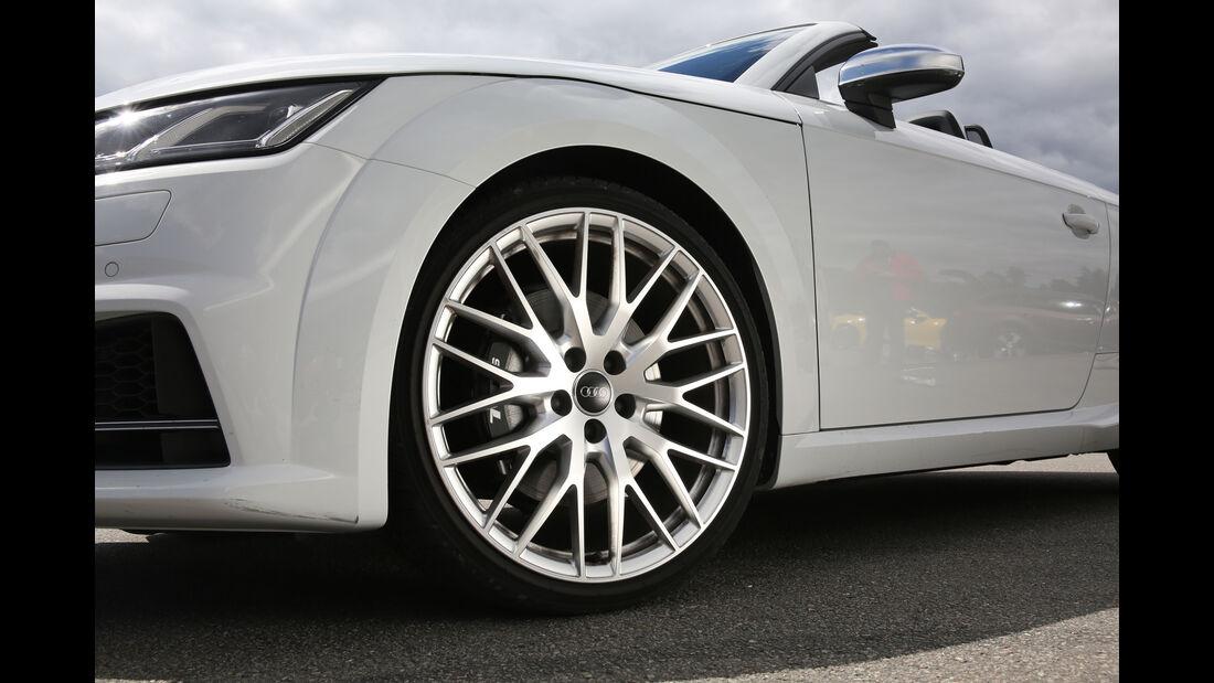 Audi TTS Roadster 2.0 TFSI, Rad, Felge