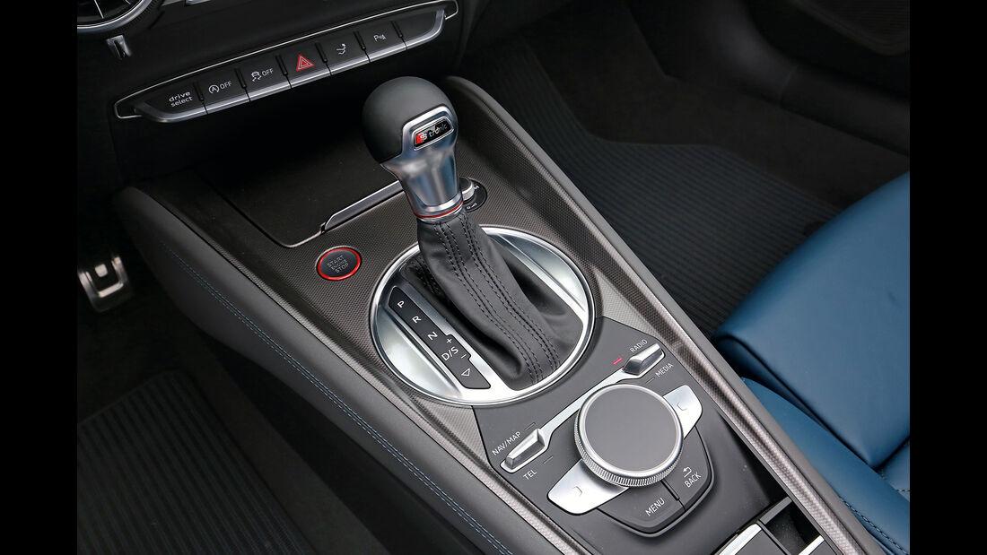Audi TTS Roadster 2.0 TFSI, Schaltung