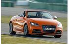 Audi TTS Roadster, Frontansicht