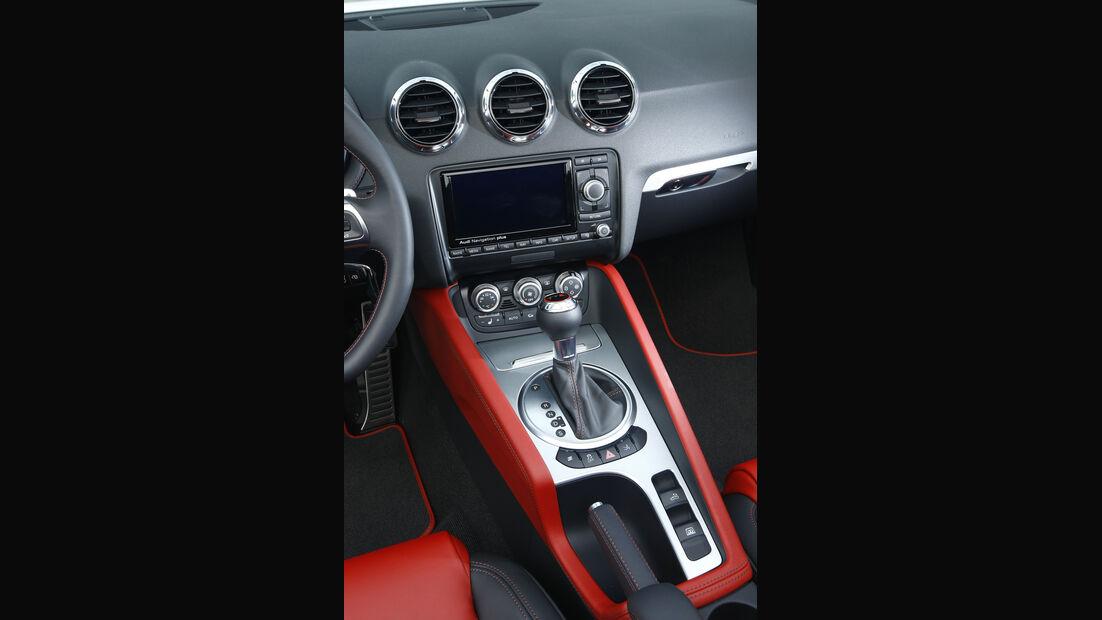 Audi TTS Roadster Mittelkonsole