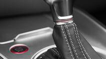 Audi TTS Roadster, Mittelkonsole, Schalthebel