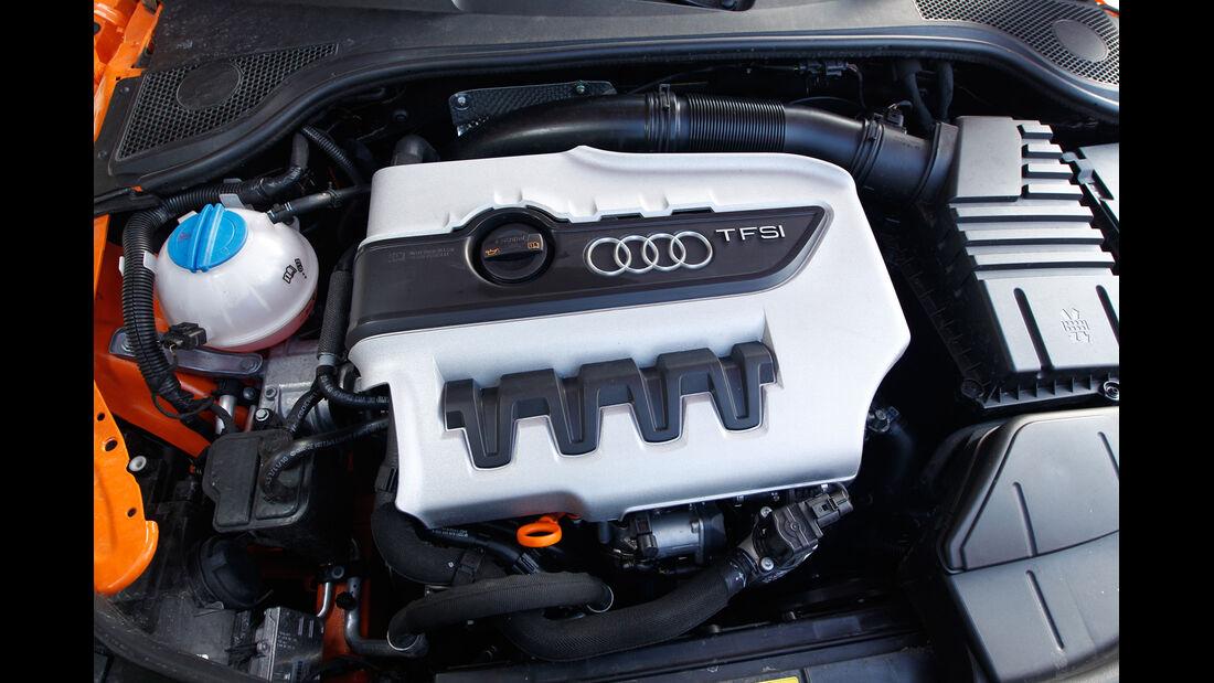 Audi TTS Roadster, Motor