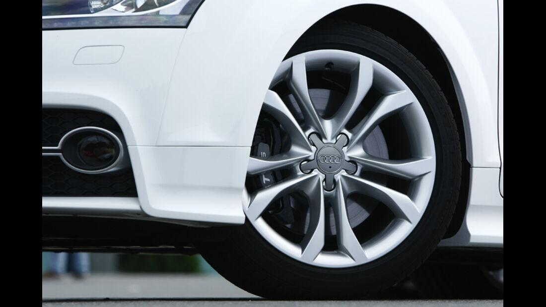 Audi TTS Roadster Rad
