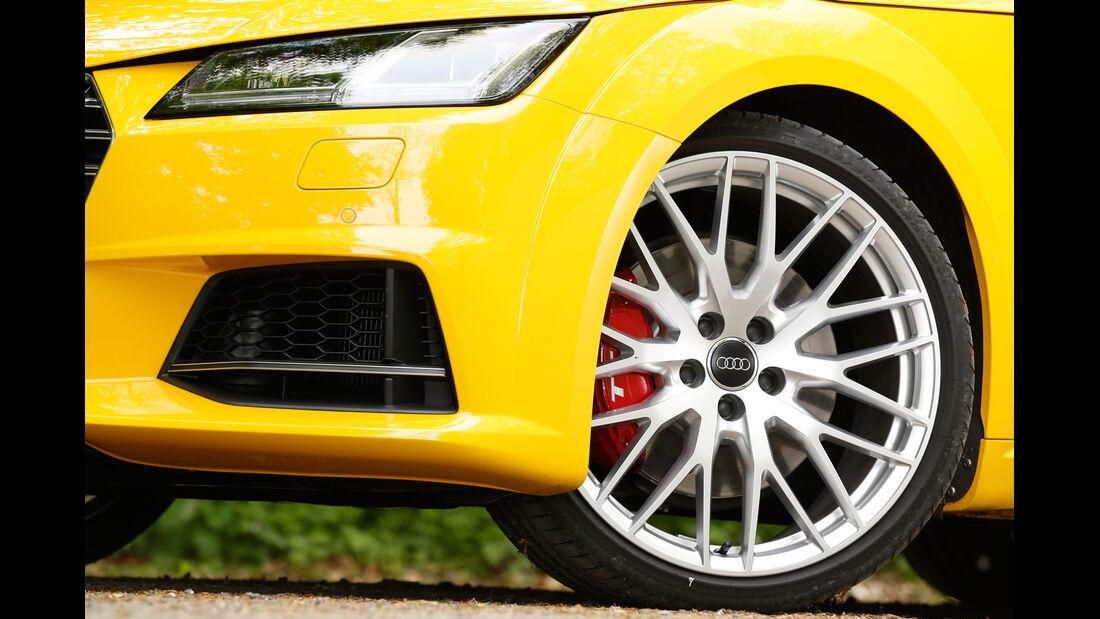 Audi TTS Roadster, Rad, Felge