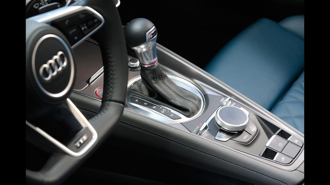 Audi TTS Roadster, Schalthebel