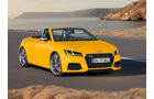 Audi TTS Roadster - Sportwagen - Cabrio