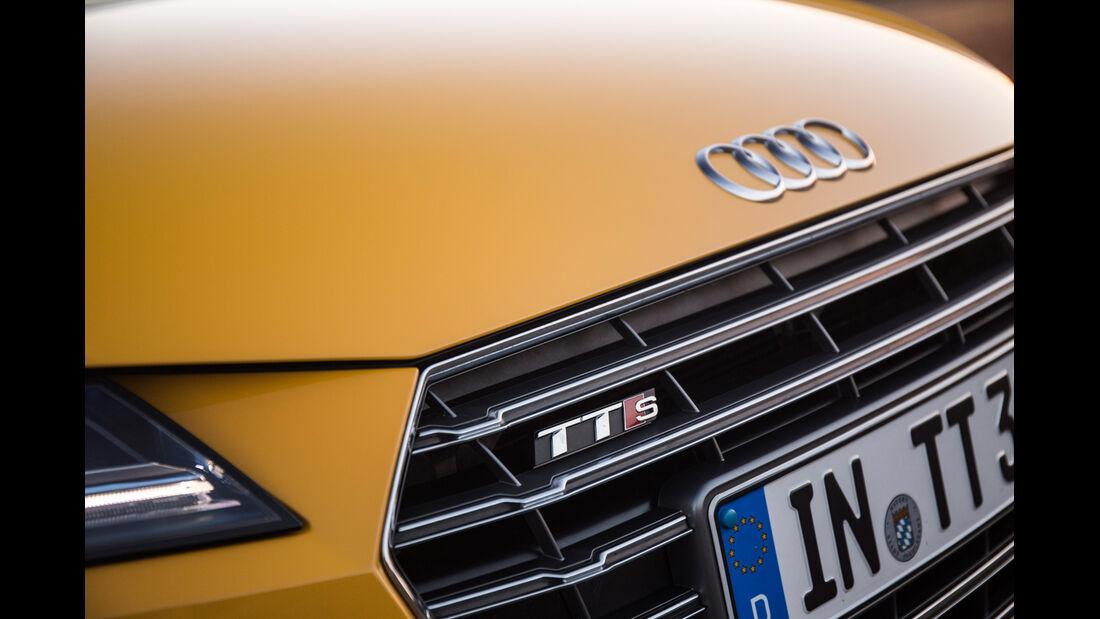 Audi TTS S tronic, Kühlergrill