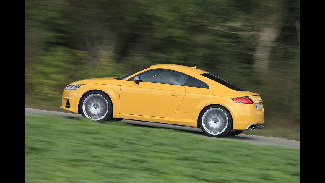 Audi TTS Seite