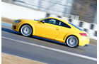 Audi TTS, Seitenansicht