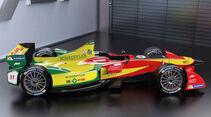 Audi Team Abt - Formel E 2014