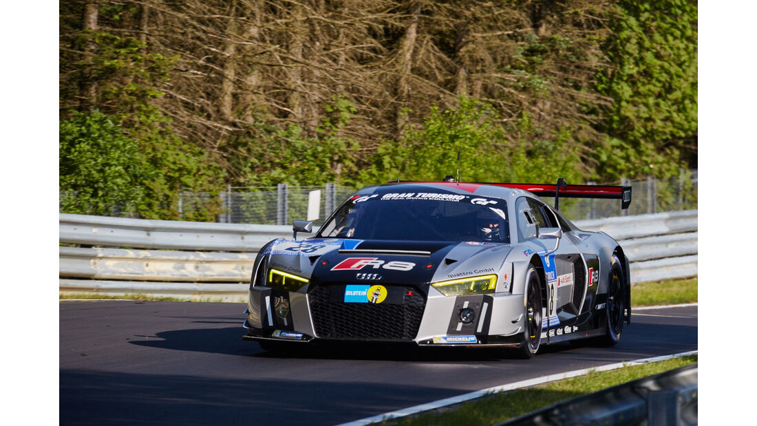 Audi Team WRT - Audi R8 LMS - #28 - 24h-Rennen Nürburgring 2015 - Top-30-Qualifying