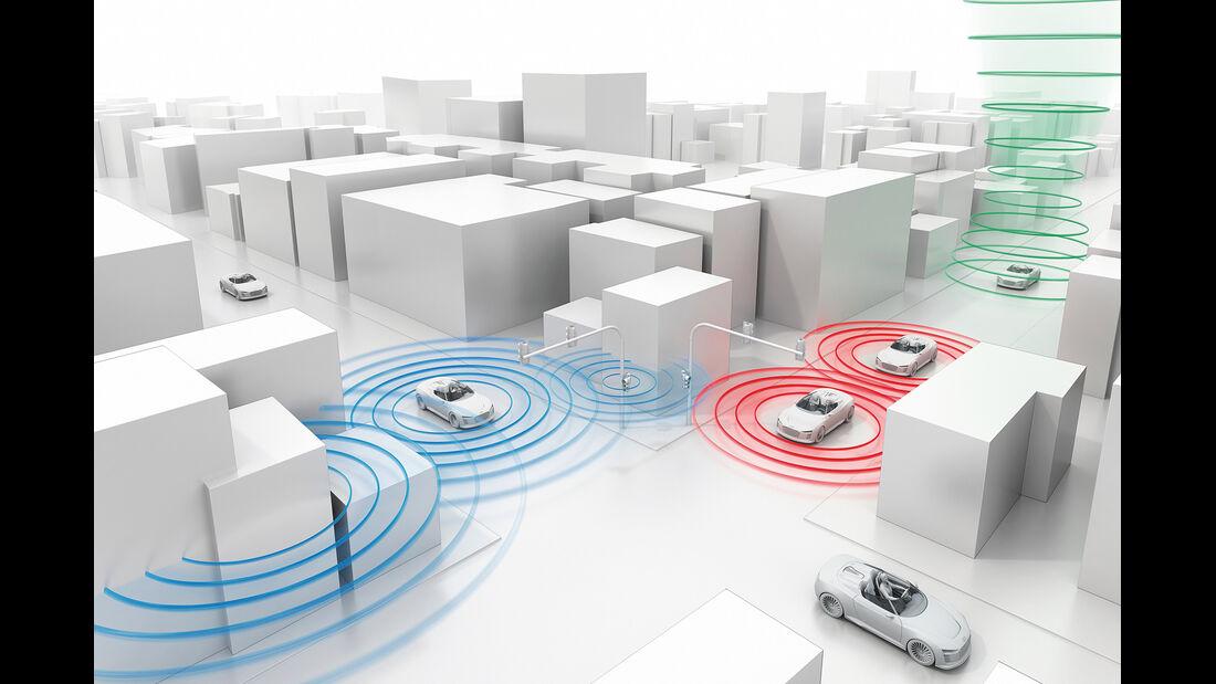 Audi, Technik, Infotainment