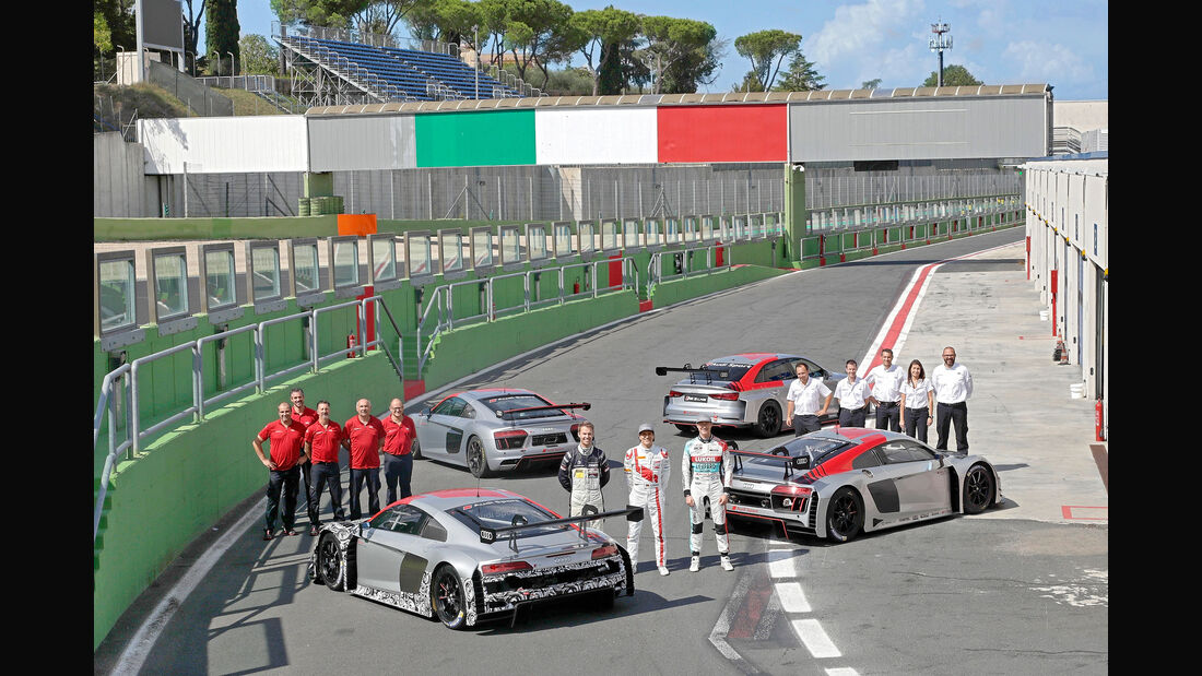 Audi - Tracktest