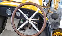 Audi Typ C Alpensieger, Goodwood, Lenkrad