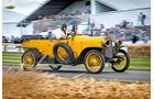 Audi Typ C Alpensieger, Goodwood, Seitenansicht