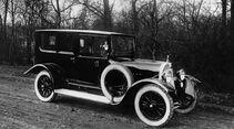 Audi Typ E, 1912