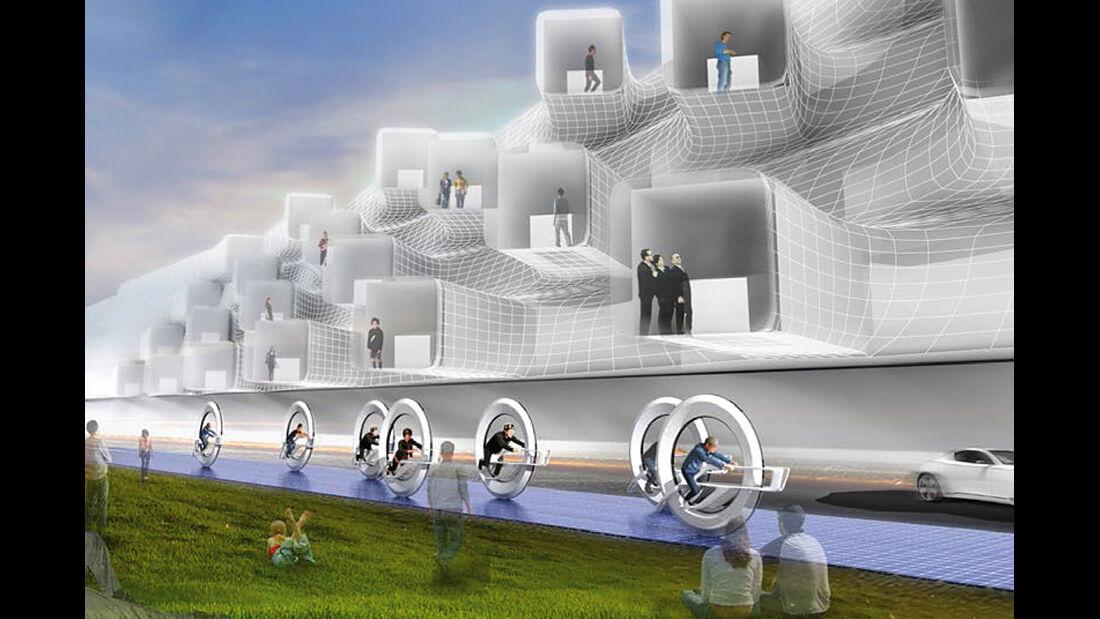Audi, Urban Future Award