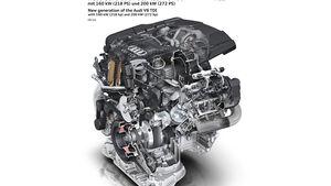 Audi V6 TDI Motor